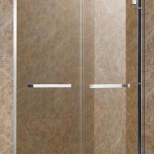 福田区铝合金淋浴房华丽雅卫浴 民宿一体式淋浴房航空铝材
