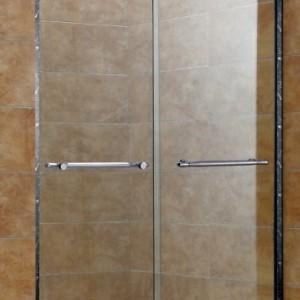 肇庆卫浴淋浴房一字型设计 酒店宾馆用简易淋浴间安装方法