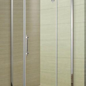 大鹏新区不锈钢淋浴房华丽雅卫浴 精装公寓T字型淋浴房非标定制