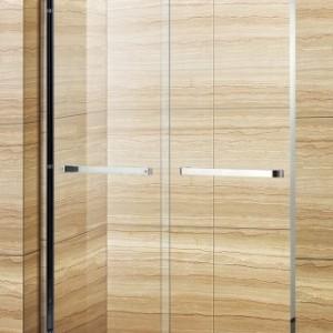 大鹏新区不锈钢淋浴房非标定制 旅馆T字型淋浴房卫浴定制