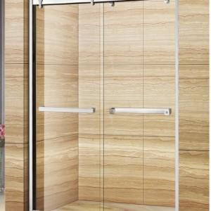 云浮卫浴淋浴房独立空间 宾馆钻石型简易淋浴隔断仓库出货