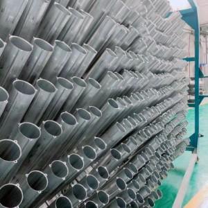 杭州蔬菜灯铝外壳生产厂家定做 植物补光灯壳生产厂家定做