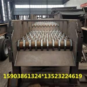 夹口泥石筛分机厂家 铁矿石煤泥分选机变频数控泥石分离机