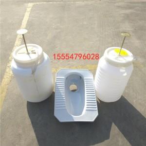 大口160陶瓷蹲便器 旱便器 坐便器马桶批发广安市