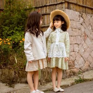 广州贝蕾品牌童装尾货批发走份  上新21年亲鼓 秋装