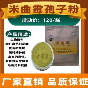 米曲霉孢子粉动物养殖 水产养殖饲料添加剂