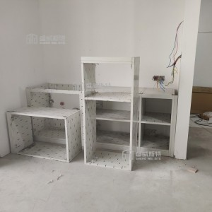 阳春市幕墙铝蜂窝隔断板包装发货 青古铜厨房不锈钢装饰板价格表