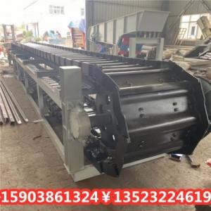 吴建煤炭块煤输送机厂家 鳞板输送机配件铁矿石输送机供应商