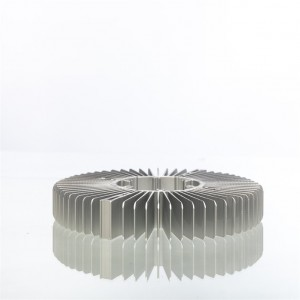 西安纺织机型材按图开模定制 7075气缸型材按图开模定制