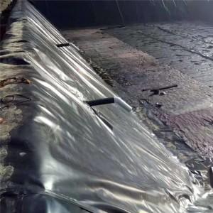 沼气池项目防渗土工膜畜牧养殖用污水处理池用防渗土工膜