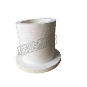 耐高温陶瓷纤维保温冒口 精铸浇铸用纤维隔热流口 浇注流道