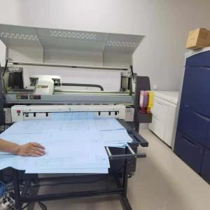 郑州西区大学科技园图文快印 工程图纸打印 标书装订 数码印刷