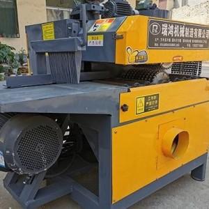万江回收木工厂机械设备二手半自动封边机回收