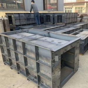 质量好的鑫译德边坡U型排水槽模具厂家供应