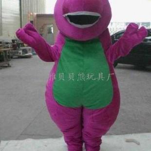 火龙卡通服装供应商 广雅贝贝熊玩具厂图片