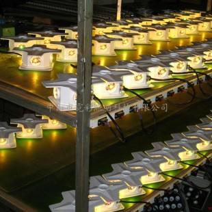 LED七彩十字星光灯 LED户外亮化装饰灯具