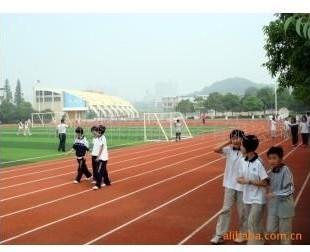 广州塑胶跑道材料厂家二级资质企业-绣林康体