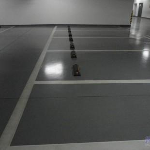 上海地下停车场地坪