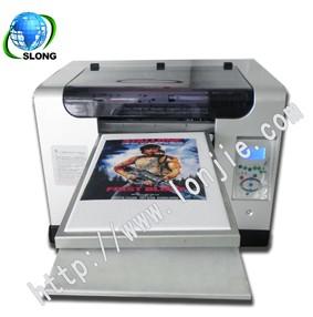 可在深色服装上彩印服装数码彩印机
