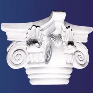 白城石膏罗马柱罗马柱头平板柱安装