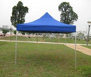 折叠展销广告帐篷 安装使用说明指南 淘宝网联兴帐篷