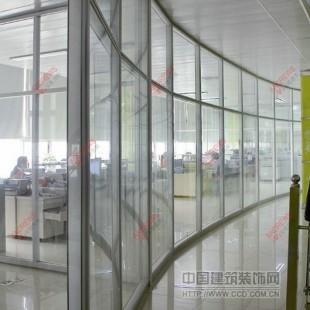 贵阳玻璃隔断,绿色环保,重复使用