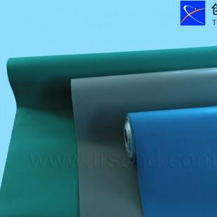 地爆器材存储铺设抗静电地垫与防静电地垫除电原理有什么异同?