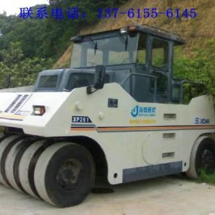 亳州二手徐工22吨振动压路机