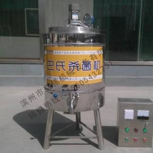 滨州巴氏杀菌机杀菌原理,牛奶灭菌器如何杀菌