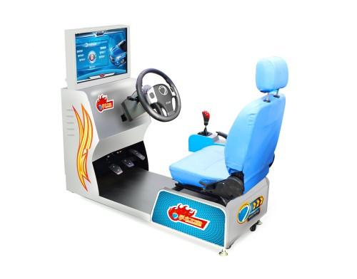 驾加盟  山南汽车模拟学习机
