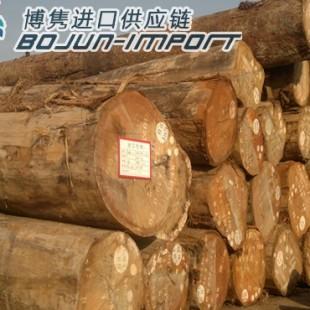 刚果白木进口报关代理清关流程费用手续关税