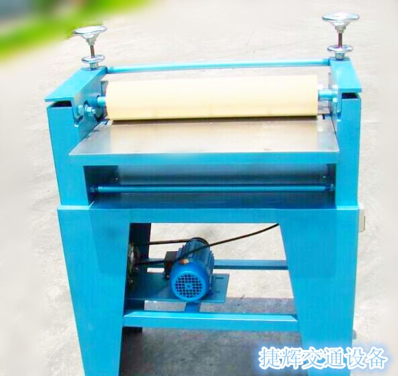 【捷辉交通车牌】高速加工制作YY60车牌油印设备设备线切割图片