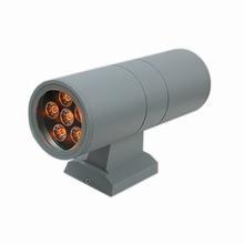 LED双头壁灯双向投光灯6W12W18W24W36W壁灯