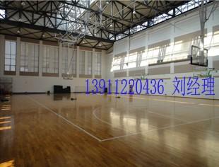 邢台篮球馆木地板结构|邯郸木地板篮球馆报价