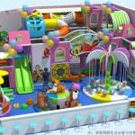 爱西尔儿童乐园淘气堡新型淘气堡环保淘气堡主题淘气堡