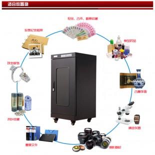 广州电子元件防潮箱AK188小型干燥柜防静电防潮柜厂家