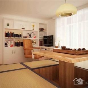 浦口室内设计-一号家居网-浦口整体厨房装修有室内设计柱子画法图片