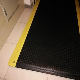 防静电抗疲劳橡胶垫员工减压防疲劳地垫防滑纹抗疲劳地垫厂