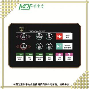 供应普洱 KTV灯光控制面板 ktv包厢智能开关