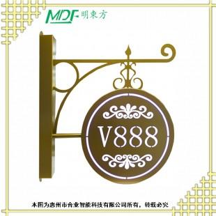 供应广州 KTV门牌 KTV酒吧电子门牌