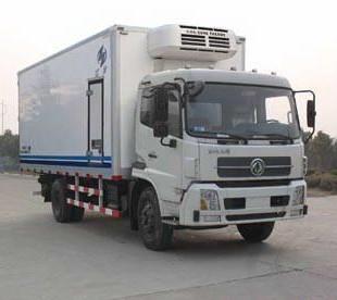 东莞哪儿有东风天锦六缸180马力冷藏货车一级经销商价格便宜?