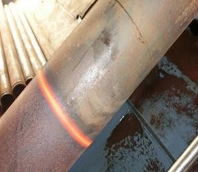 泵管淬火 砼泵管内壁淬火机