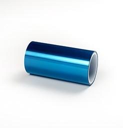 睿华抗静电蓝色硅胶保护膜/PET保护膜/蓝色保护膜
