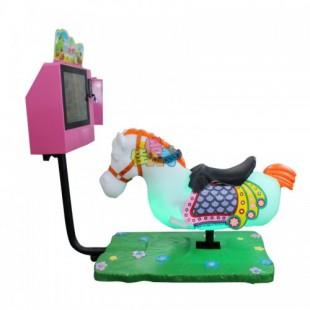 佳倍奇3D赛马游戏机