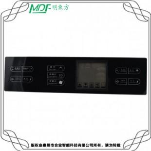 供应广西 合业 温度显示器 温度显示器价格 钢化玻璃面板