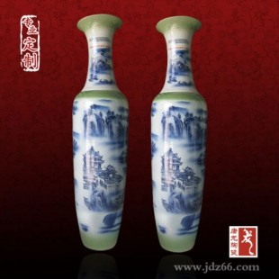 瓷器大花瓶,家居大花瓶价格,景德镇大花瓶
