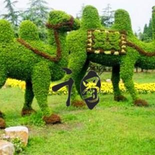 假草坪造型,雕塑造型,成都雕塑厂家批发定制造型