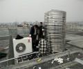 登封重菱空气能煤改电冷暖热水采暖节能减排机组诚招零售商