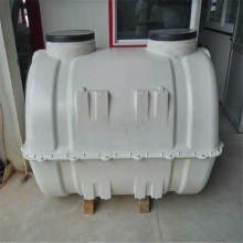 家用玻璃钢模压化粪池储罐