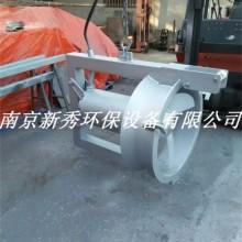 QWH型潜水回流泵工作原理
